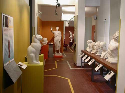 Omero Tactile Museum of Ancona