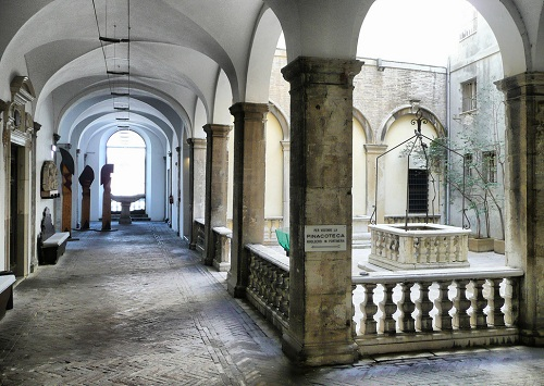 Ancona City Picture-Gallery F. Podesti – Bosdari Palace