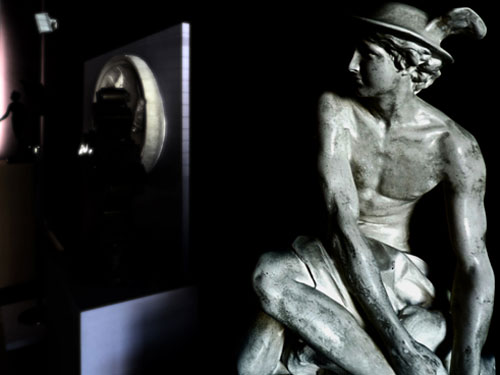 Le mouvement sculptè – The sculpted movement