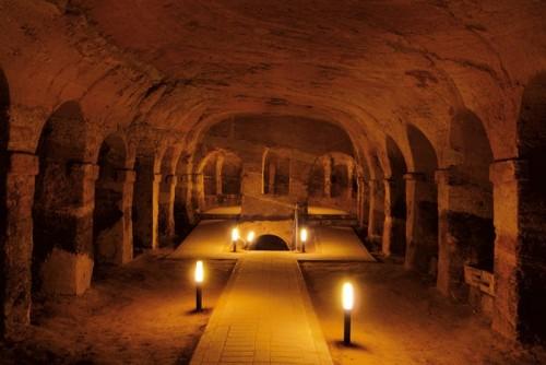 Le Grotte di Camerano | Ancona