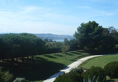 Il Parco della Cittadella di Ancona