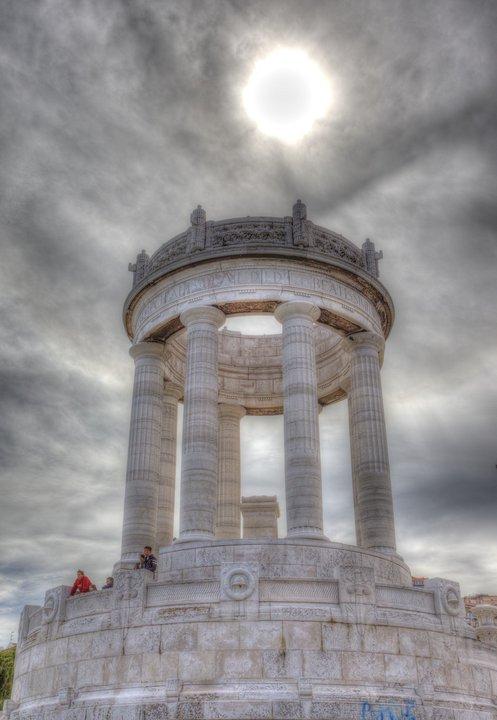 Il Monumento dei Caduti di Ancona