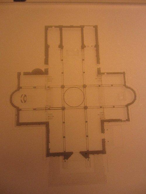 pianta Duomo San Ciriaco