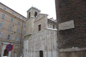 Chiesa di Santa Maria della Piazza | Ancona