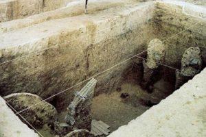 La tomba della principessa picena di Sirolo