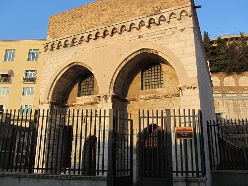 La Casa del Capitano del Porto di Ancona