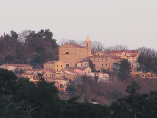 Varano, heart of Ancona dialect