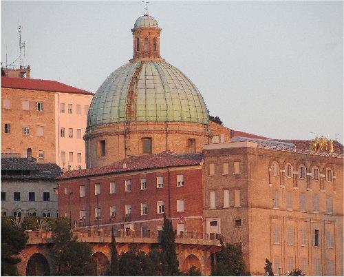 La  chiesa degli Scalzi | Ancona