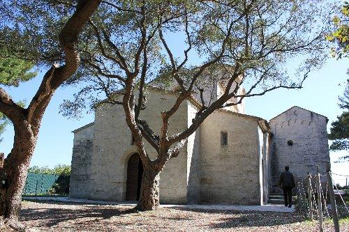 facciata Santa Maria di Portonovo