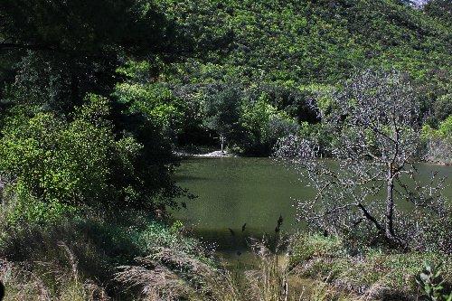 Il laghetto segreto di Portonovo