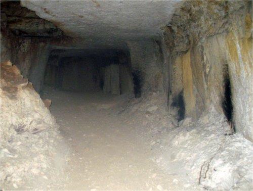 Le grotte romane del Monte Conero