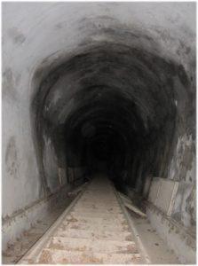 I tunnel segreti del Monte Conero