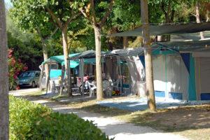 Trascorrere le vacanze in campeggio a Marcelli nella Riviera del Conero