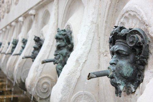 La Fonta del Calamo ad Ancona