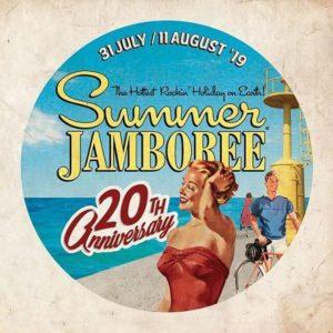20 anni di SUMMER JAMBOREE a Senigallia nelle Marche dal 31 luglio all' 11 agosto 2019